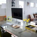 Cách bố trí bàn làm việc ngày đầu năm thuận lợi cho một năm thăng tiến